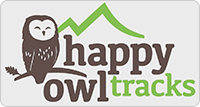 Happy Owl Tracks